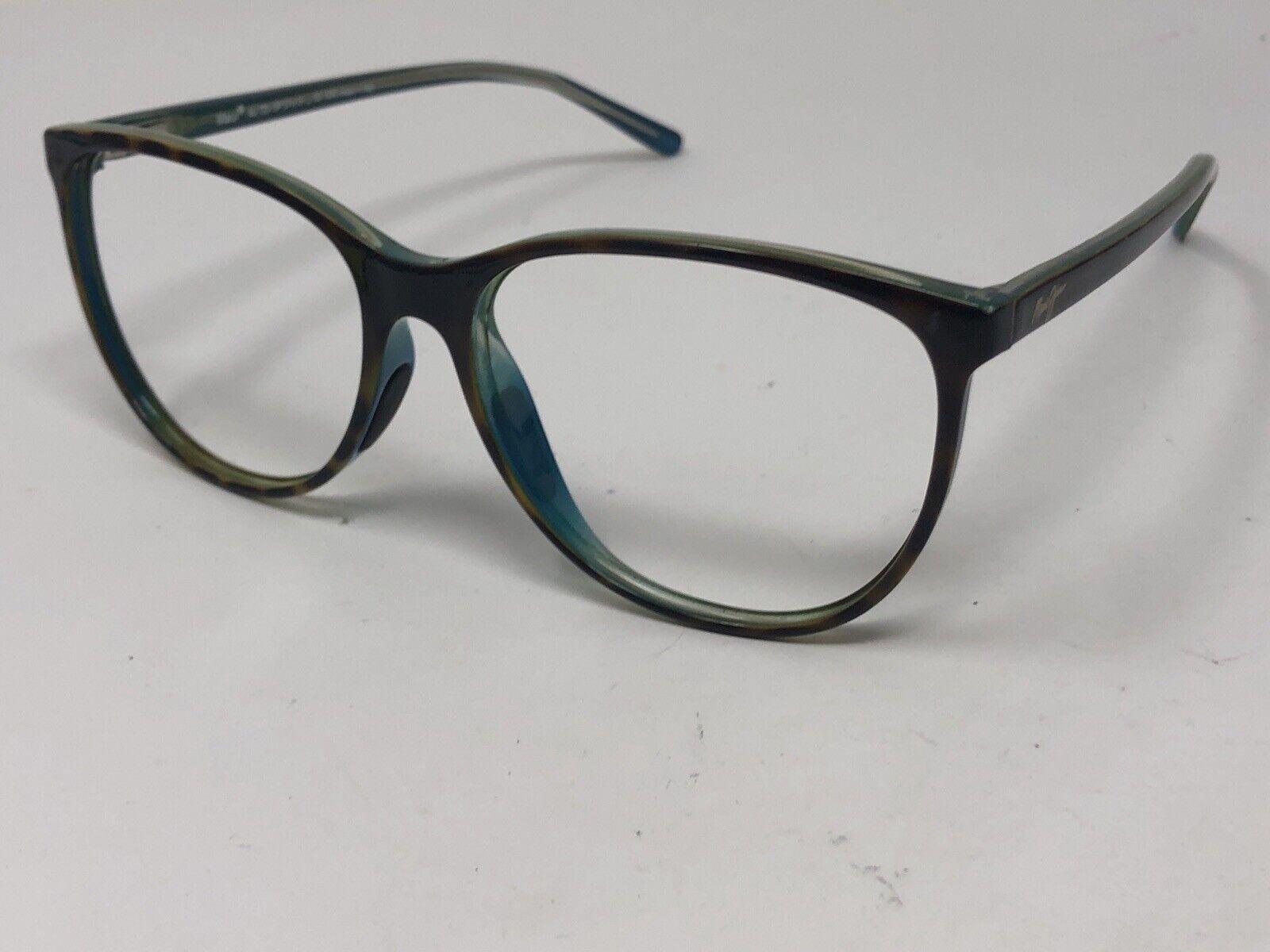 MAUI JIM OCEAN Sunglasses Frame Italy MJ723-10P Brown Tortoise 57-16-135 GW71