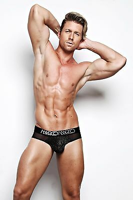 Marco Marco Gold Noir Brief