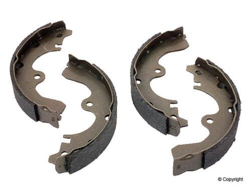 Drum Brake Shoe-Enduro Rear WD EXPRESS 521 06420 612 fits 90-98 Toyota Tercel