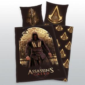Linge-de-lit-Herding-Assassins-Creed-Unity-Game-135-x-200-cm-cadeau