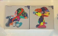 KAWS NVG No Ones Home /& Stay Steady Jigsaw Puzzle SET 1000 Pieces BFF Companion