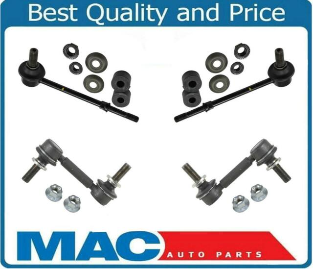 4PC Front//Rear Sway Bar Links FITS 2005-2013 Toyota Tacoma 4X4 /& PreRunner