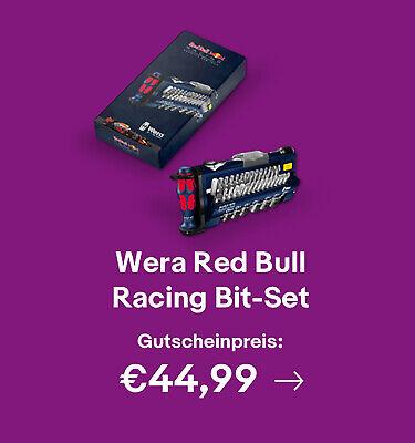 Wera Red Bull Racing Bit-Set