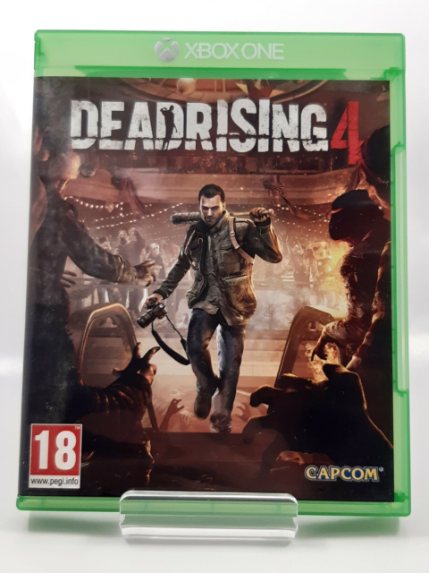 Dead rising 4, Xbox One, til xbox one.  Uden manual.  Kan…