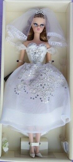 Barbie PRINCIPESSA designer Robert BEST porcelaine silkstone 2013 Mattel BCP83