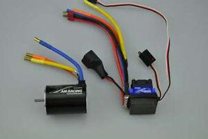 Brushless-Motor-ESC-Combo-6000KV-540-Motor-60A-ESC-NEU