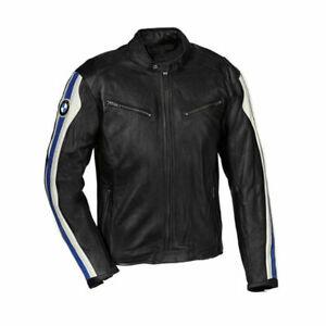 BMW-Motorrad-Lederjacke-Biker-Sport-Herren-Leder-Jacken-Motorcycle-Jacket
