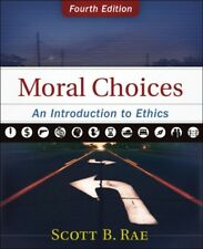 Moral Choices an Introduction to Ethics by Scott Rae Hardcover Book Shippi