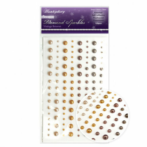 Diamond Sparkles Gemstone Hunkydory MULTIPRL Precious Pearls