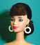 Barbie-Dreamz-LARGE-HOOP-RING-Hoops-EARRINGS-Doll-Jewelry-CHOICE-of-12-COLORS thumbnail 5
