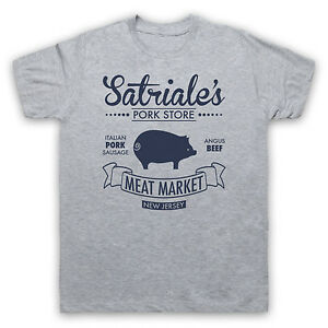 SATRIALE-039-S-PORK-STORE-UNOFFICIAL-THE-SOPRANOS-T-SHIRT-MENS-LADIES-KIDS-SIZE-COLS