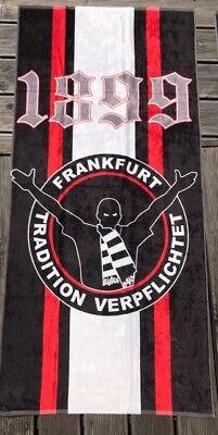 Herzhaft Duschtuch Badetuch Strandtuch Handtuch Frankfurt 1899 Neu Attraktive Mode