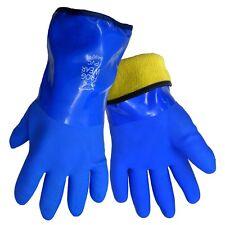 Global Glove 8490 Frogwear Insulated Waterproof Flexible Pvc Gloves 1 Pair