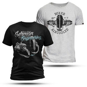boxer set i 2 t shirt bmw motorrad r100 r80 r65 r45. Black Bedroom Furniture Sets. Home Design Ideas