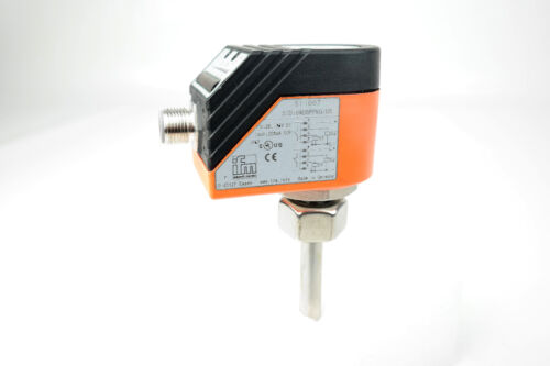 SI 1007,Strömungssensor,Sensor SI 1000 SI1000 IFM SI1007,SID10ADBFPKG//US