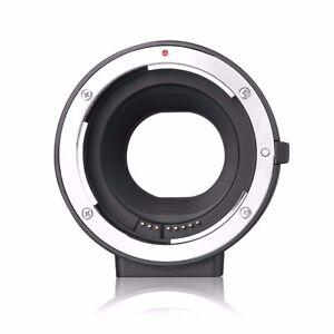 Meike-MK-C-AF4-AF-Auto-Focus-Lens-Mount-Adapter-Ring-for-Canon-EOS-EF-S-to-EF-M