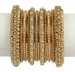 Designer-Bollywood-Bridal-Bangle-Bracelet-Wedding-Wear-Indian-Women-Jewelry