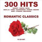 300 Hits: Romantic Classics (CD, Dec-2013, 15 Discs, Wienerworld)