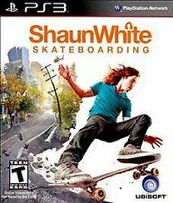 Shaun White Skateboarding Playstation PS3 Game