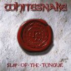 Slip of the Tongue [2009 Remaster Anniversary Edition] by Whitesnake (CD, Jul-2015, Rhino (Label))