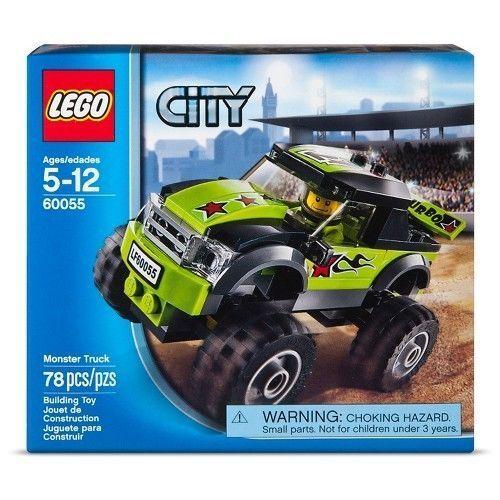 Lego City Monster Truck 60055 For Sale Online Ebay