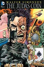 US Comic THE JUDAS COIN HC DC Walter Simonson batman twoface englisch