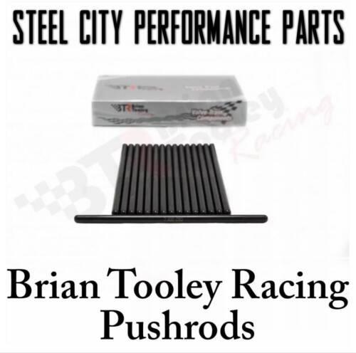 """Brian Tooley Racing 7.625/"""" 5//16/"""" BTR PUSHRODS SET OF 16 LS1//LS2//LS3"""