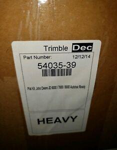 Details about TRIMBLE AutoPilot P/N 54035-39 Platform Kit Deere  6000/7000/8000 Autotrac Ready