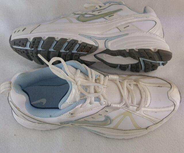f9233e8ceb3 Nike Dart VI Women s Running Shoes White cream Size 10 for sale ...