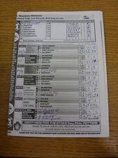 04/06/2011 Speedway Programme: Stoke Potters v Buxton Hitmen [Knockout Cup] [Pro