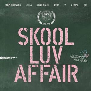 BTS-SKOOL-LUV-AFFAIR-2nd-Mini-Album-CD-115p-Photo-Book-Card-GIFT-CARD-SEALED