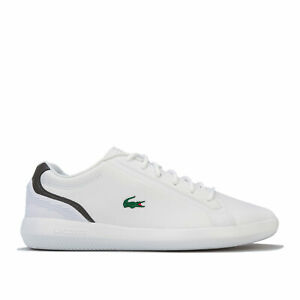 Mens-Lacoste-Avantor-119-Trainers-In-White-Grey