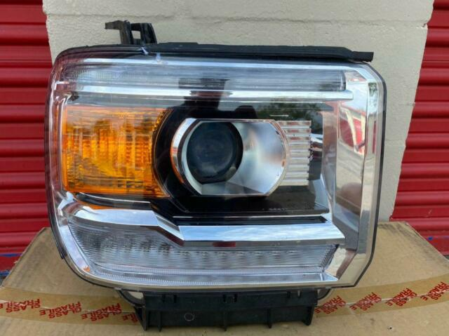 2016-2019 GMC Sierra 2500 Right Passenger LED HID