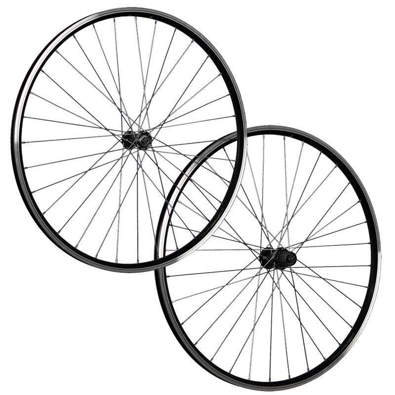 Taylor Wheels 28 pollici set ruote bici ZAC19 Shimano Tourney TX500 62219 nero