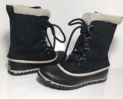 Sorel Caribou Slim Waterproof Snow Boot