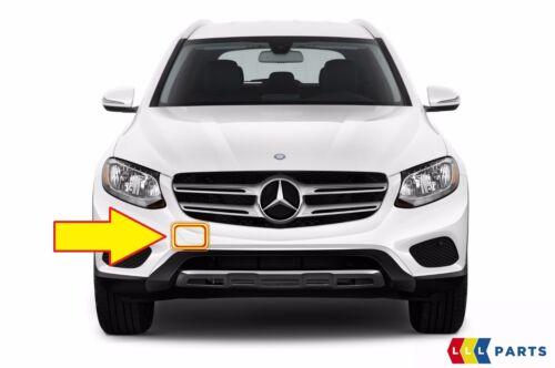 Mercedes Benz MB GLC X253 Front Tow Hook Eye Cover peint par votre code couleur