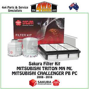 Sakura K10120 4WD Filter Kit