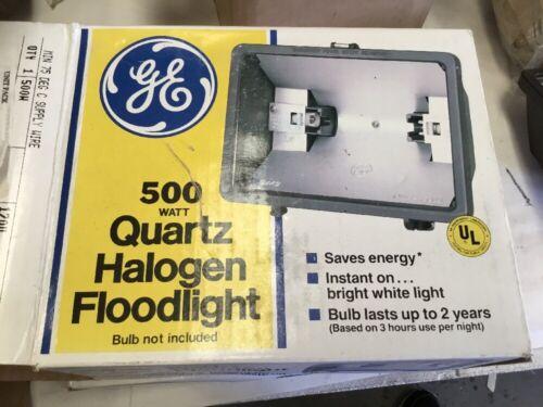 GE Floodlight 500W 120V Q5FG50FDB