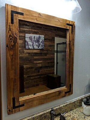 Bathroom Mirror Vintage