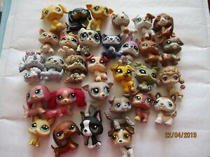 Petshop Lot De 29 Figurines Chiens / Avec Defauts 3