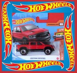 Hot-Wheels-2020-2020-RAM-1500-Rebel-225-250-neu-amp-ovp