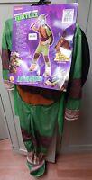 Halloween Costume Teenage Mutant Ninja Turtles Med 8 -10 Years Leonardo 120j