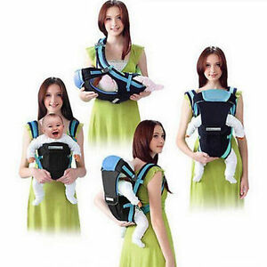 2017 Fashion Baby Carrier Comfortable Ergonomic Adjustable Wrap Sling Backpack