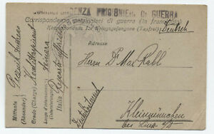 WWI-Italian-POW-card-to-Germany-y5358