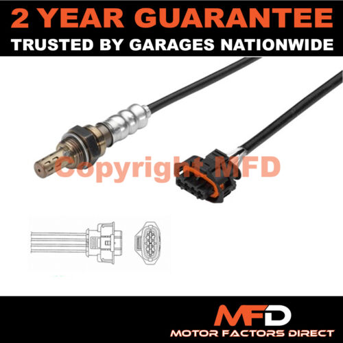 2000-2001 OPEL VECTRA B 1.8 16V 4 WIRE FRONT LAMBDA OXYGEN SENSOR O2 EXHAUST