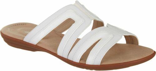 Clarks Womens Ada Lilah Slip On Sandals