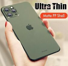Custodia Apple - iPhone 11 Pro \\ Verde pineta in silicone