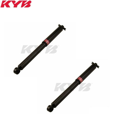 For Kia Rio Naturally Aspirated Set of 2 Rear Shock Absorbers KYB Excel-G 343353