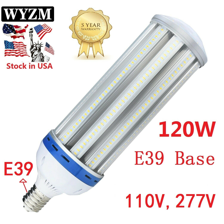 1000 Watt Metal Halide Led Replacement 120watt corn led light bulbs 5000k e39 mogul to replace 1000watt metal  halide