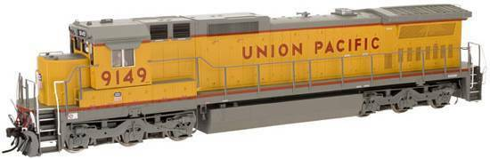 N Dash 8-40C Union Pacific 9149 Dcc Ready ATM51842
